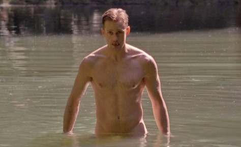 alexander water topless