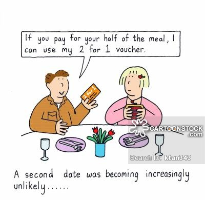 A second date was becoming increasingly unlikely...
