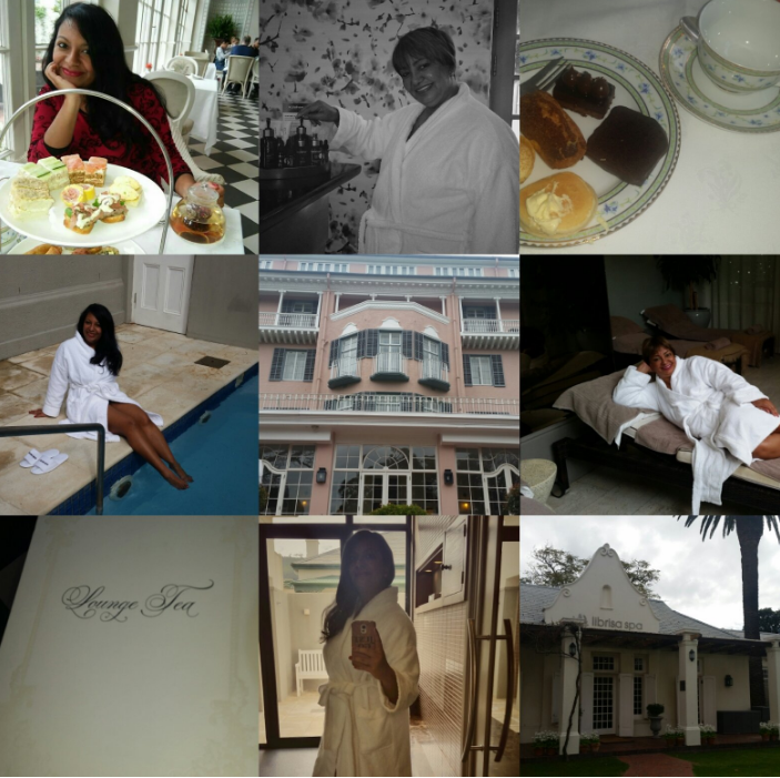 Mount Nelson Collage