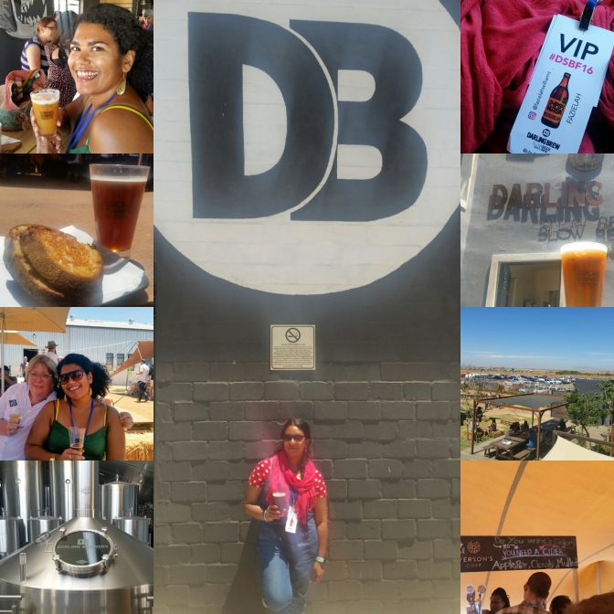 How I Met Your Father: the one with the Darling Summer Beer Festival experience!