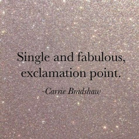 single and fabulous