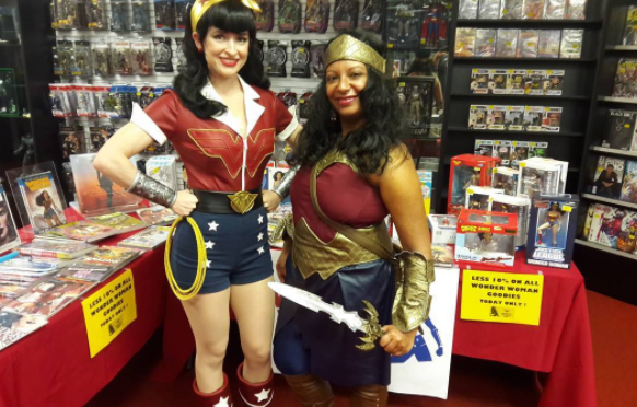 How I Met Your Father: the one where I suited up for #WonderWomanDay