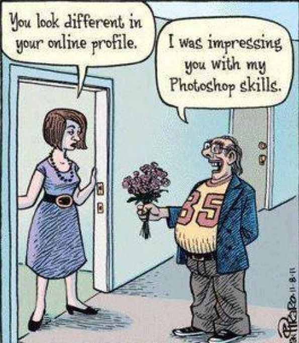 Online dating unhealthy