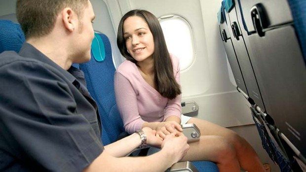 How I Met Your Father: an inflight meet-cute that made me believe in love again