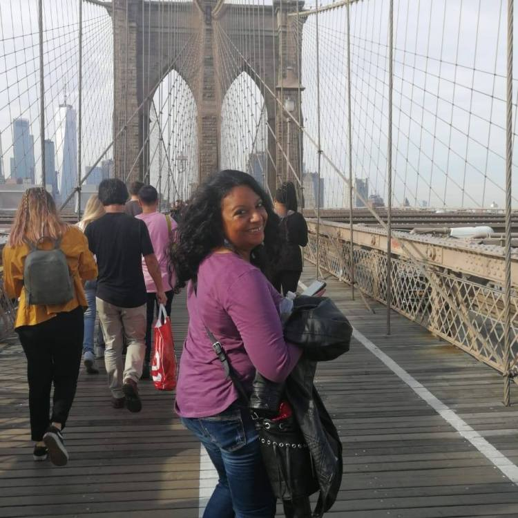 cape town girl in new york